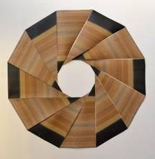 dodécagone, 122 x 122 cm