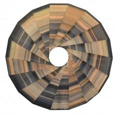 octadécagone, 240 x 240 cm