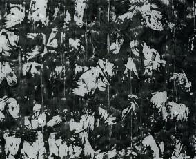 papier fax / 2, 130x160cm