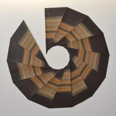 tétradécagone, 122 x 122 cm